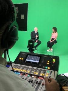 Intervista Fabrizio Mezzo a Paola Gianotti in studio The Lab